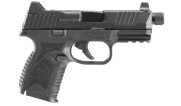 FN 509 Compact Tactical 9mm Blk/Blk Pistol w/ (1) 12rd, (1) 15rd, and (1) 24rd Mags 66-100782