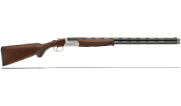 "Franchi Instinct SLX 20ga 3"" 28"" AA Satin Walnut Engraved Over/Under Shotgun 41195"