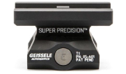 Geissele Super Precision APT1 Black Mount for Aimpoint T1 & T2 w/ Absolute Co-Witness 05-401B
