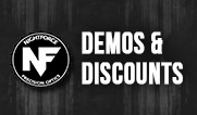 Nightforce Demos and Discounts