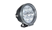 Lightforce 180mm Round LED 70W 5000K spot 12/24V Single CBLED180 CBLED180