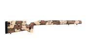 Manners TF1A Remington 700 SA BDL #7 Folding Adjustable cheekpiece Molded Woodland MCS-TF1A-700SA-BDL-#7-Woodland