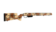 Manners TF1A Remington 700 SA BDL Varmint Folding Adjustable cheekpiece Molded Forest MCS-TF1A-700SA-BDL-VMT-Forest