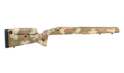 Manners TF1A Remington 700 SA BDL Varmint Folding Adjustable cheekpiece Molded Woodland MCS-TF1A-700SA-BDL-VMT-Woodland