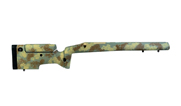 Manners TF4A Remington 700 SA BDL #7 Folding Adjustable Cheekpiece Molded Forest MCS-TF4A-700SA-BDL-#7-Forest