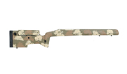 Manners TF4A Remington 700 SA BDL #7 Folding Adjustable Cheekpiece Molded Woodland MCS-TF4A-700SA-BDL-#7-Woodland