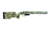 Manners TF4A Remington 700 SA DBM Varmint Folding Adjustable Cheekpiece Molded Forest MCS-TF4A-700SA-DBM-VMT-Forest