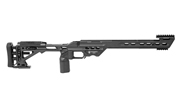 Masterpiece Arms Howa  Short Action Right Hand Black BA Chassis