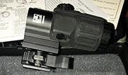 G33 Magnifier with quick detach STS mount G33STS ** MVP TRADE **