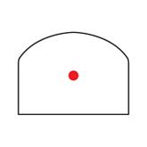 MOA Adj Red Dot