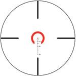 Crosshair reticle