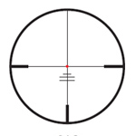 Kahles G4B Reticle