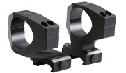 Sig Sauer ALPHA1 34mm Black Tactical Scope Rings SOA10002