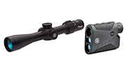 Sig Sauer BDX Combo Kit Kilo1000BDX LRF and Sierra3BDX Rifle Scope, 3.5-10x42mm SOK10BDX02