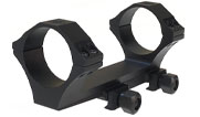 Sig Sauer ALPHA2 Scope Mount 30mm 1.53 0 MOA 6061-T6 Black SOA20001