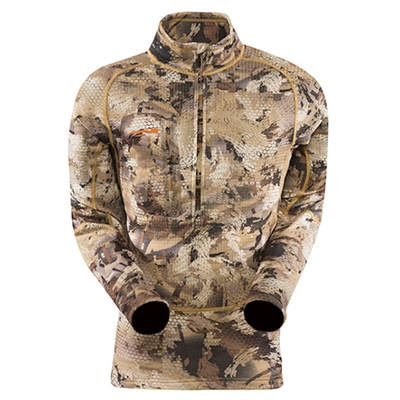 Sitka Core Hvy Wt Zip T Optifade Waterfowl Small 10039 Wl