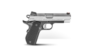 Springfield Armory 1911 EMP 9mm Stainless Concealed Carry Contour Pistol w/  Instant Gear Up PI9229LIGU