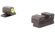 Trijicon SIG HD Night Sight Set Yellow Front Outline SG101Y SG101Y