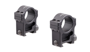 Trijicon 30mm Extra High Aluminum Rings TR106