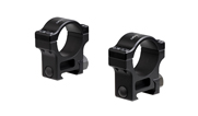 Trijicon 30mm Intermediate Aluminum Rings TR105
