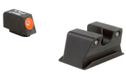 Trijicon Walther PPS / PPX HD Night Sight Set-Orange 600743 WP102-C-600743