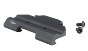 Trijicon Quick Release Mount for 3.5x, 4x, and 5.5x, ACOG, 1-6x VCOG, and 1x42 Reflex w/ ACOG Base   AC12033