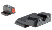 Trijicon S&W M&P Shield HD Night Sight Set - Orange 600722 SA139-C-600722
