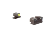 Trijicon HD Night Sight Set; Yellow - for FN 509 FN104-C-600991