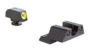Trijicon HD Night Sight Set Yellow Front Outline for Glock Model 42 GL113-C-600784 GL113-C-600784