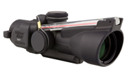 Trijicon 3x24 Compact ACOG Dual Illuminated Red Crosshair Ballistic Reticle  TA50-C-400223 TA50-C-400223