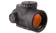 Trijicon 1x25 MRO 2.0 MOA ADJ Red Dot w/ MRO Low & 1/3 Cowitness Mounts 2200011|MRO-C-2200011