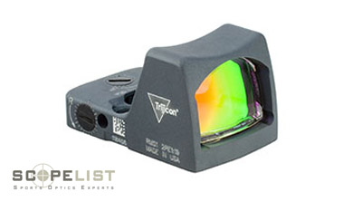 Trijicon RM®R Sight (LED) - 6.5 MOA Red Dot-CK Sniper Gray RM02-C-700121 RM02-C-700121