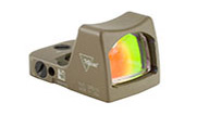 Trijicon RMR® Sight (LED) - 6.5 MOA Red Dot-CK FDE RM02-C-700123 RM02-C-700123