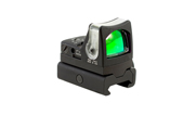 Trijicon RMR Dual Illuminated 12.9 MOA Amb RM34W Mount