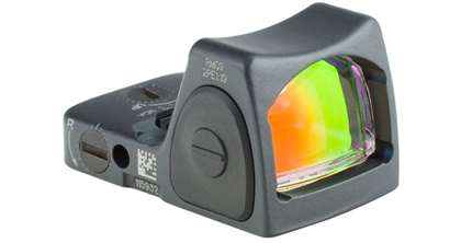 Trijicon RMR Sight Adjustable LED 1.0 MOA Red Dot - Cerakote Sniper Gray RM09-C-700305 RM09-C-700305