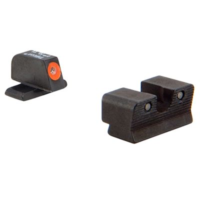 Trijicon Springfield XDS HD Night Sight Set - Orange Front Outline 600752 SP102-C-600752
