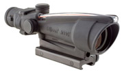 Trijicon 3.5x35 ACOG, Dual Illuminated Red Crosshair 300BLK Reticle w/ TA51 Mount MPN TA11-C-100414 TA11-C-100414