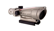 Trijicon 3.5x35 ACOG Nickel Boron Dual Illum Red Horseshoe Dot .223 Ballistic w/ TA51 Mount 100202 100202