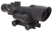 Trijicon ACOG 3.5x35 Red LED Illuminated Scope, .223 Chevron Reticle w/ TA51 Mount 100491|100491
