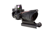 Trijicon ACOG 4x32 Dual Illum Crosshair .223 Ball TA51 Mount