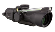 Trijicon 3x24 Low Compact ACOG Dual Illuminated Green Crosshair Ballistic Reticle TA50-C-400231 TA50-C-400231