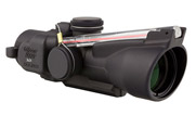 Trijicon 3x24 Low Compact ACOG Dual Illuminated Red Crosshair 7.62x39 Ballistic Reticle TA50-C-40023 TA50-C-400235