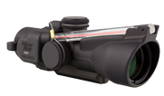 Trijicon 3x24 Low Compact ACOG Dual Illuminated Red Horseshot Dot 7.62x39 Ballistic Reticle TA50-C-4 TA50-C-400238