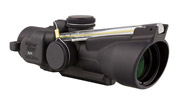 Trijicon 3x24 Low Compact ACOG Dual Illuminated Amber Horseshot Dot 7.62x39 Ballistic Reticle TA50-C TA50-C-400239