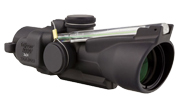 Trijicon 3x24 Low Compact ACOG Dual Illuminated Green Horseshot Dot 7.62x39 Ballistic Reticle TA50-C TA50-C-400240