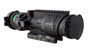 Trijicon TA648MGO-M2 ACOG 6x48 Machine Gun Optic Dual Illum Green Horseshoe/Dot 500 Ballistic Reticle, GDI Mount, ARD, M1913 Rail. Used in excellent c