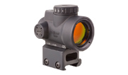 Trijicon 1x25 MRO 2.0 MOA ADJ Red Dot; Mount AC32068 2200005 MRO-C-2200005