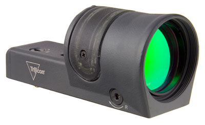 Trijicon 1x42 Reflex, Amber 4.5 MOA Dot Reticle, Reflex Base (without Mount) CK-Sniper Gray 800092