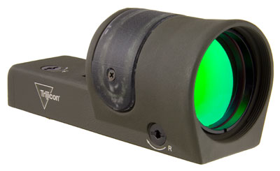 Trijicon 1x42 Reflex, Amber 6.5 MOA Dot Reticle, Reflex Base (without Mount) CK-ODG 800066