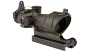Trijicon TA01 ACOG® 4x32 Tritium Only, Center Illuminated Amber Crosshair .223 Reticle w/ BUIS & TA5 100318